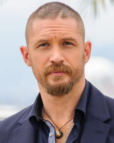 Tom Hardy Goatee