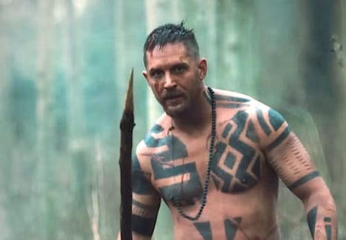 Tom Hardy in BBC's Drama Taboo