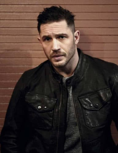 Tom Hardy Venom Haircut