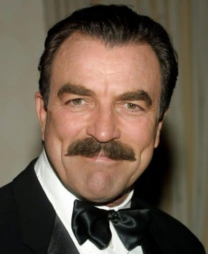 Tom Selleck walrus mustache