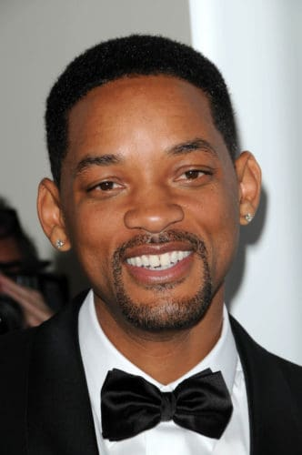 Perfect circle goatee - Will Smith