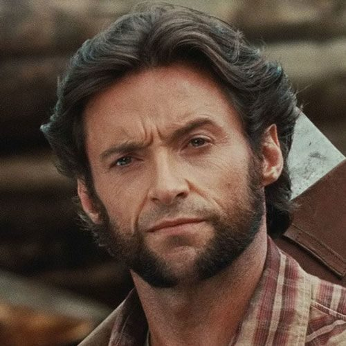 Wolverine Facial Hair