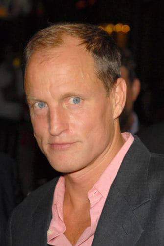 Woody Harrelson with Hair