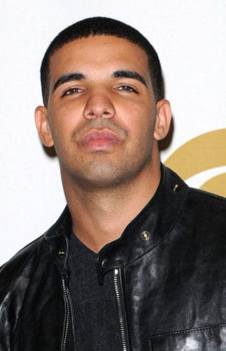 young drake hairstyle